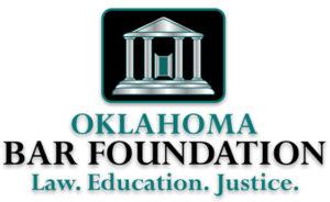 oklahoma bar foundation logo