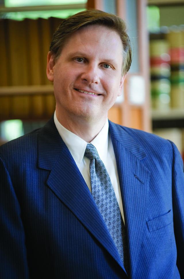 University of Tulsa Law Professor Robert Spoo